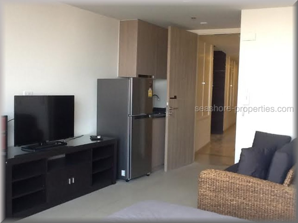 Seashore Properties (Thailand) Co. Ltd. unixx condo   to rent in Central Pattaya Pattaya