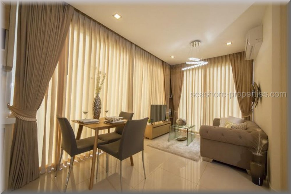 City Garden Tower Condominiums for sale in South Pattaya