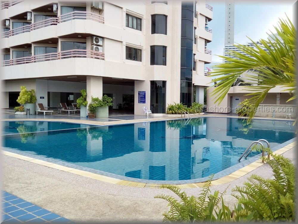 Seashore Properties (Thailand) Co. Ltd. Khiang Talay Condominiums for sale in Pratumnak Pattaya