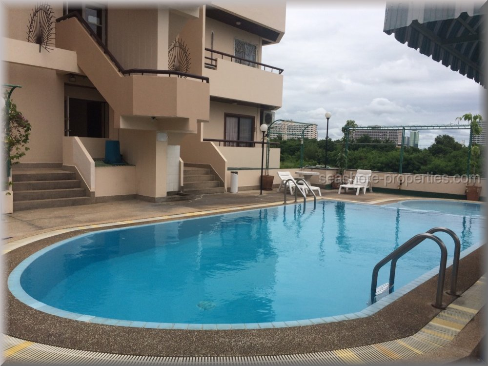 sweet condo to rent in Pratumnak Pattaya
