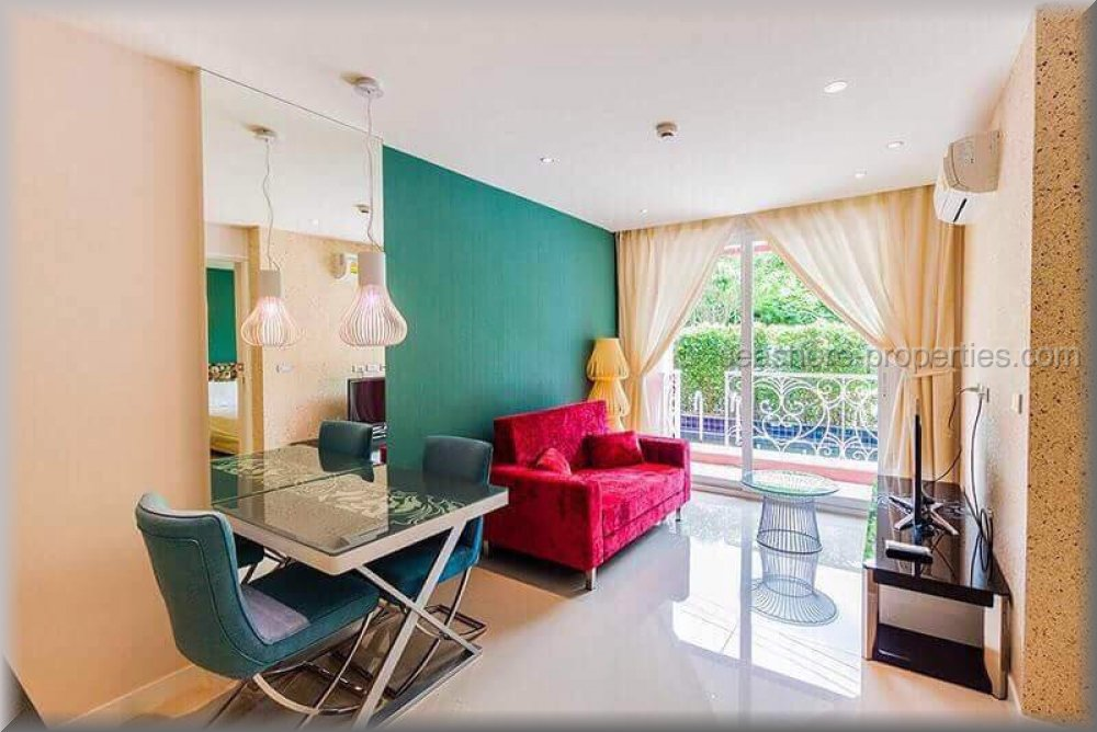 Seashore Properties (Thailand) Co. Ltd. grand caribbean condo   for sale in Jomtien Pattaya