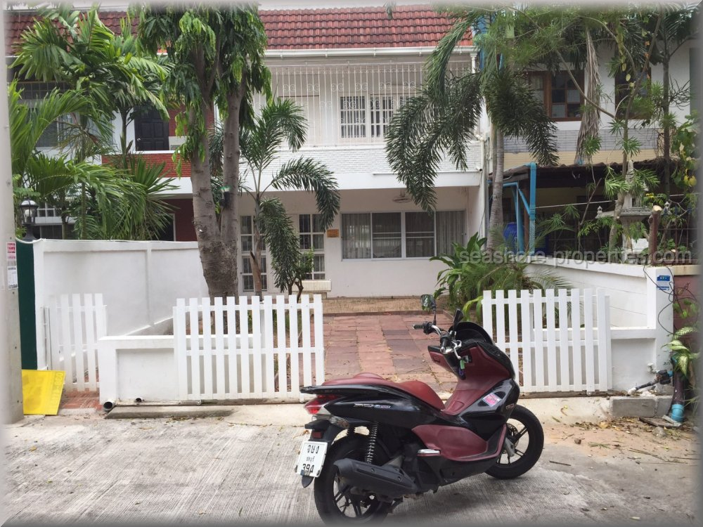 pattaya house house for rent in Naklua