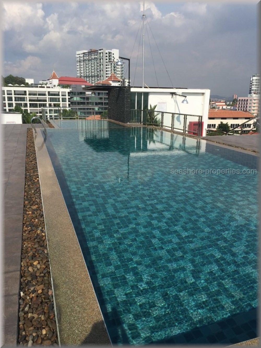 pic-11-Seashore Properties (Thailand) Co. Ltd. south beach condo   for sale in Pratumnak Pattaya