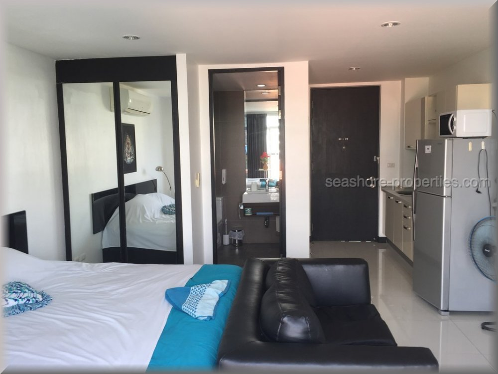 pic-8-Seashore Properties (Thailand) Co. Ltd. south beach condo   for sale in Pratumnak Pattaya