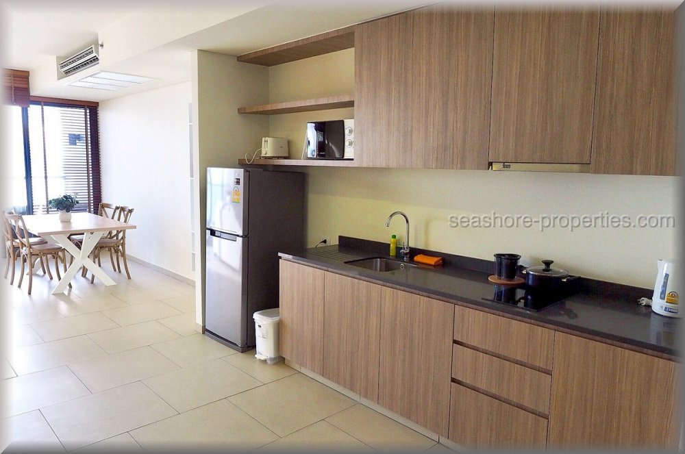 zire wongamat Condominiums to rent in Wong Amat Pattaya