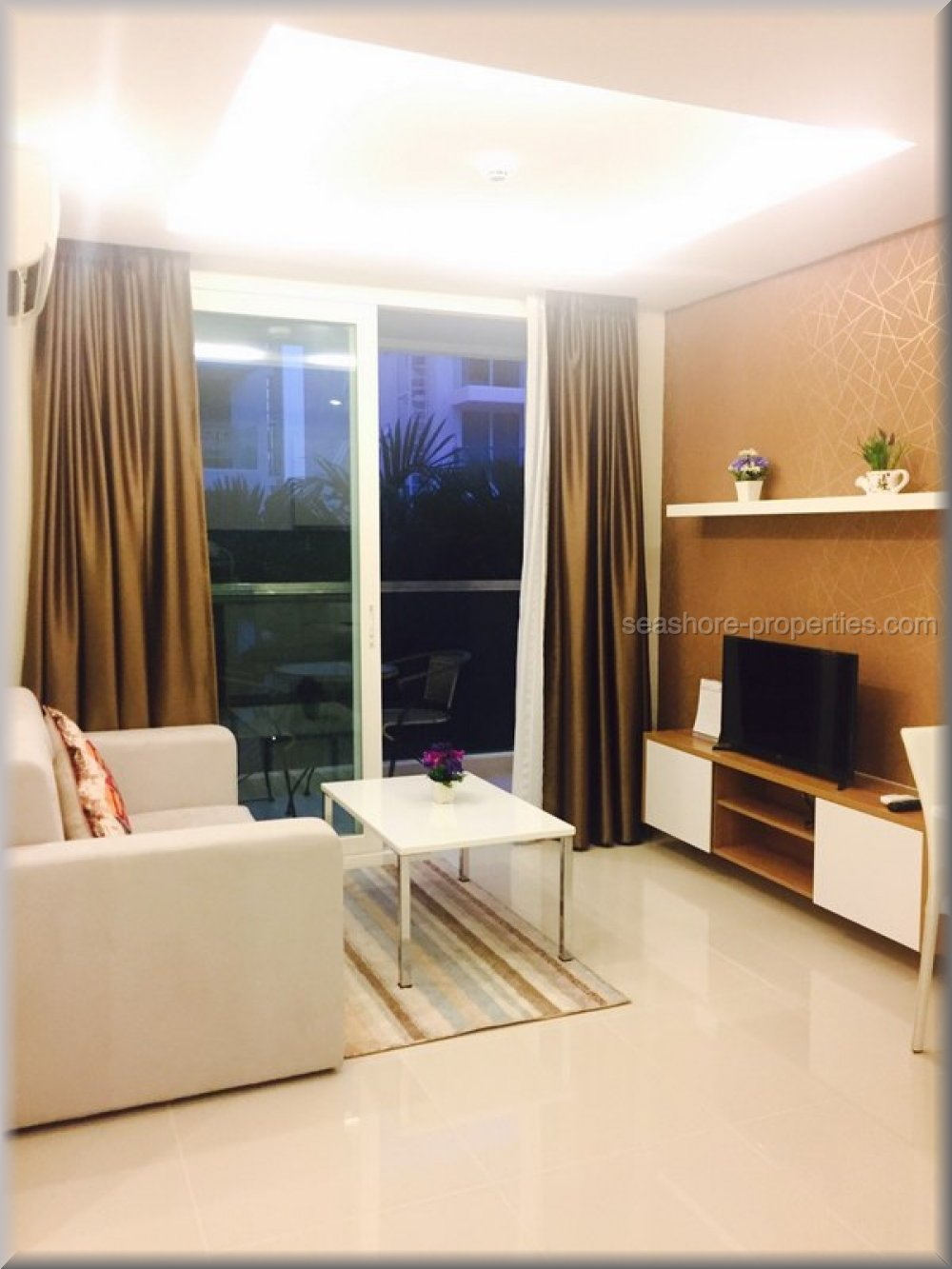paradise park - new affordable one bedroom for rent Condominiums to rent in Jomtien Pattaya