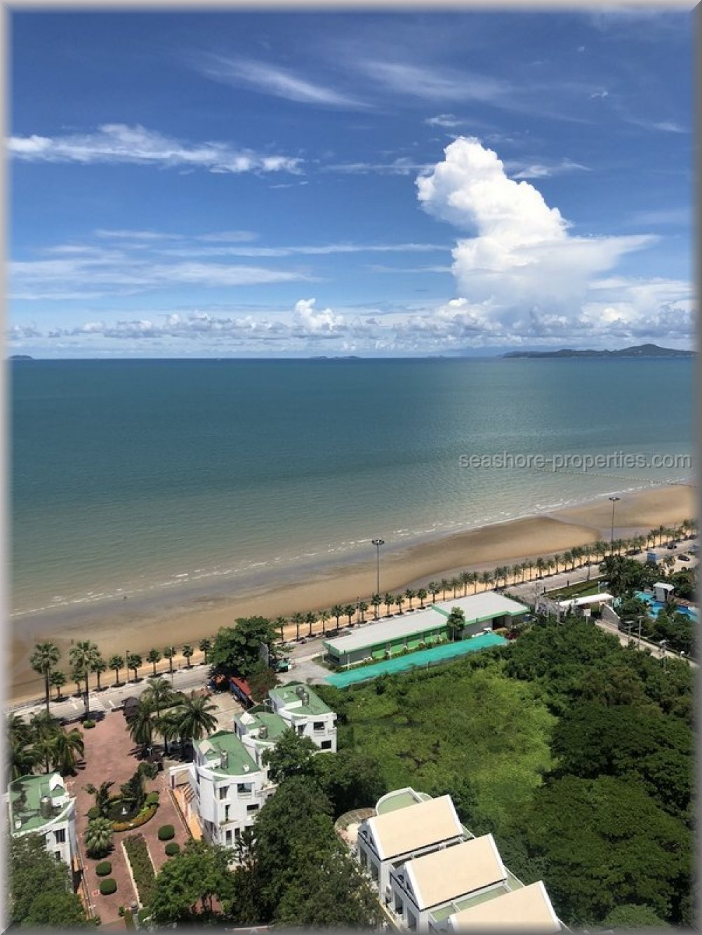 Seashore Properties (Thailand) Co. Ltd. metro jomtein condotel   for sale in Jomtien Pattaya