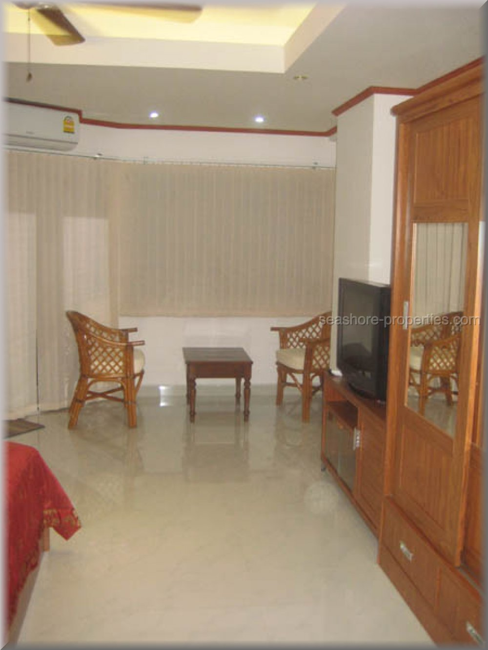 majestic condominium studio for sale in jomtien for sale in Jomtien Pattaya