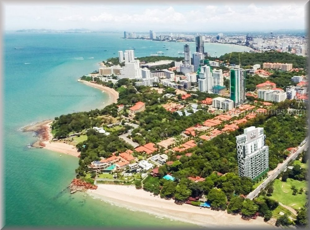 one tower  Condominiums to rent in Pratumnak Pattaya