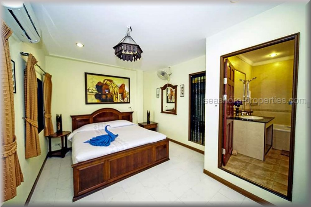 three bedroom sixth element condominium for sale in Na Jomtien Pattaya