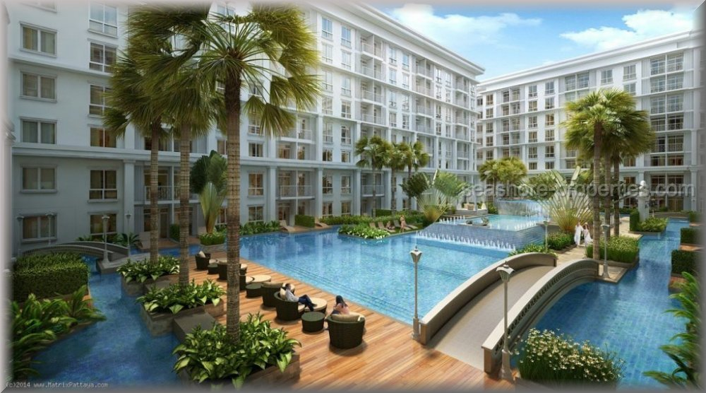 the orient condo and resort  per la vendita In pratumnak Pattaya