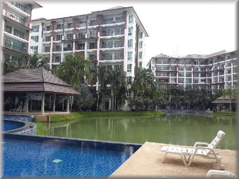 Seashore Properties (Thailand) Co. Ltd. ad condo bangsaray   para la venta en Bang Saray Pattaya
