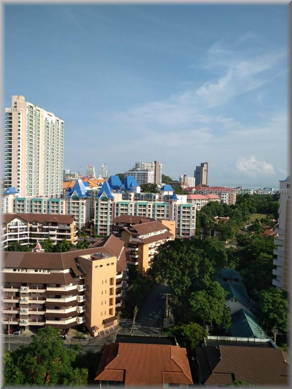 view talay condo 1 a  for sale in Jomtien Pattaya